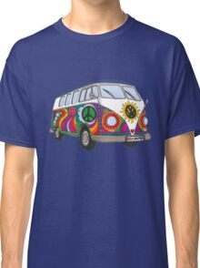Psychedelic Kombi Classic T-Shirt