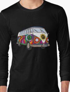 Psychedelic Kombi Long Sleeve T-Shirt