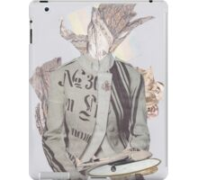 #1 (Wire) iPad Case/Skin