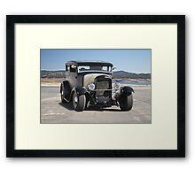 1932 Ford Tudor Sedan 'Satin Doll' II Framed Print