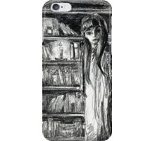 Midnight mystery iPhone Case/Skin