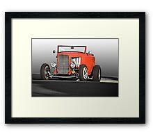 1932 Ford 'Po Boyz' Roadster Framed Print