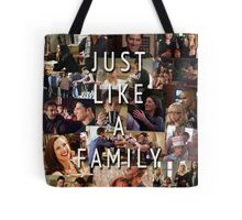 Just Like a Family (Criminal Minds) Tote Bag