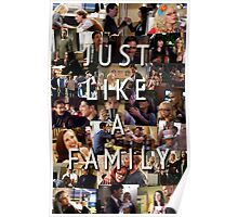 Just Like a Family (Criminal Minds) Poster