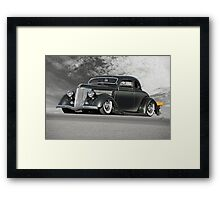 1936 Ford 'Bug Crusher' Coupe Framed Print