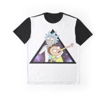 rick and morty space stuff foolllsss Graphic T-Shirt