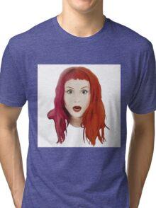 Hayley Williams Tri-blend T-Shirt