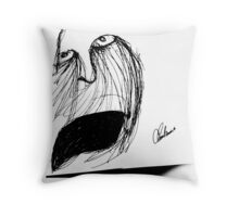 Fear and Loathing!  Throw Pillow