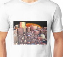'Shiny Refinery' Unisex T-Shirt