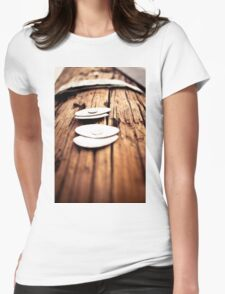 Polar Pole Womens Fitted T-Shirt