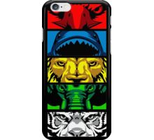 Zyuohger Group iPhone Case/Skin