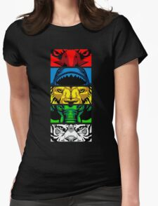 Zyuohger Group Womens Fitted T-Shirt