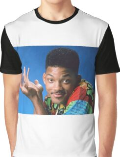 fresh prince of bel air  Graphic T-Shirt