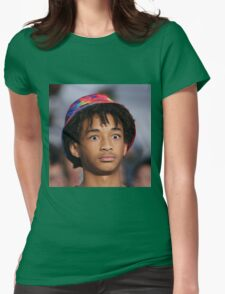 jaden smith Womens Fitted T-Shirt