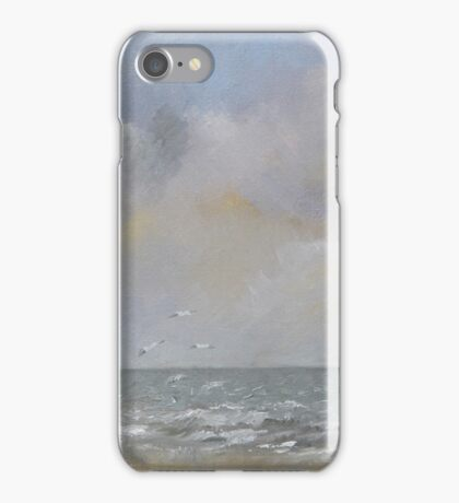 North Beach, Bridlington iPhone Case/Skin