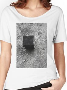 Cubed Women's Relaxed Fit T-Shirt
