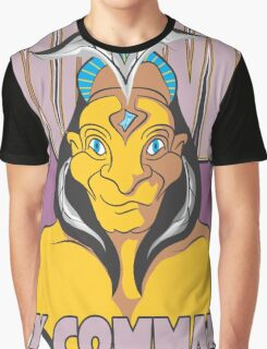 King Tut - #2 Your Wish My Command Graphic T-Shirt