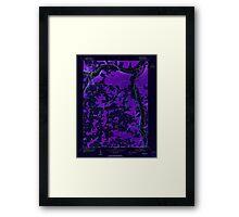 New York NY Addison 136533 1953 24000 Inverted Framed Print