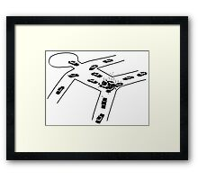 sexuality Framed Print
