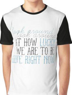 look around Graphic T-Shirt