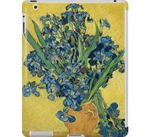 Van Gogh Irises iPad Case/Skin