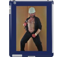 Troy- Man With The Tools iPad Case/Skin
