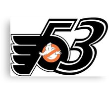 Gostisbehere Busters Canvas Print