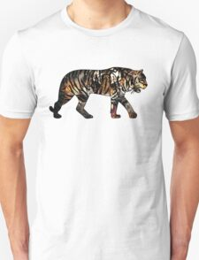 Tiger 3 White Unisex T-Shirt