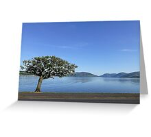 Rothesay . Isle of Bute. Scotland. Greeting Card