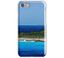 Deep Blue Sea & Beach iPhone Case/Skin