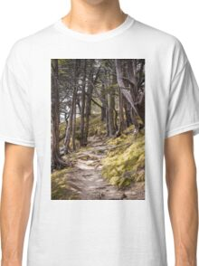 Gibraltar Rock trail wisconsin Classic T-Shirt
