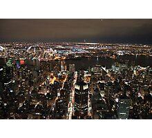 New York. Photographic Print