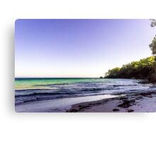Ocean Calm Canvas Print