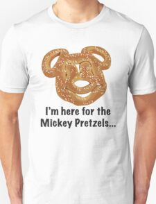 Mickey Pretzel T-Shirt