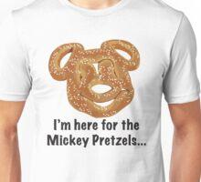 Mickey Pretzel Unisex T-Shirt