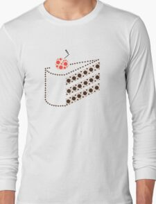 Cake (honest!) Long Sleeve T-Shirt