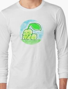 Precious Chikorita Long Sleeve T-Shirt