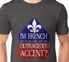 Outrageous Accent Unisex T-Shirt