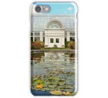Greenhouse - The conservatory iPhone Case/Skin