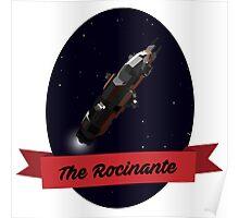 The Rocinante Poster