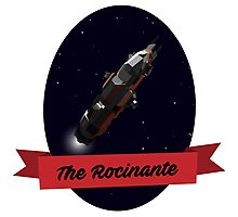 The Rocinante Photographic Print