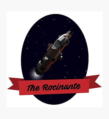 The Rocinante Photographic Print