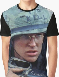 Full Metal Jacket 1 Graphic T-Shirt