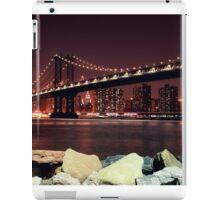 Manhattan Skyline  iPad Case/Skin