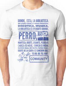 La Biblioteca Rap - Community Unisex T-Shirt
