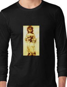 Guetteur de l'âme Long Sleeve T-Shirt