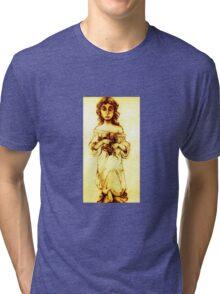 Guetteur de l'âme Tri-blend T-Shirt