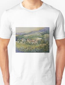 Sunflowers - Tuscany T-Shirt