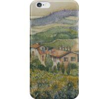 Sunflowers - Tuscany iPhone Case/Skin