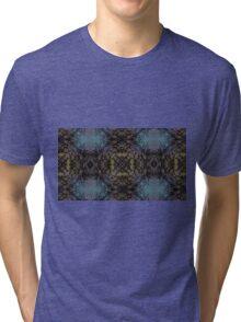 Kaleidoscope Sunset, 2/17/16 Tri-blend T-Shirt